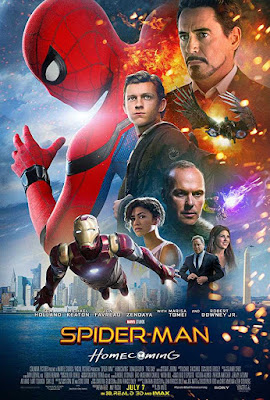 Poster Spider-Man: Homecoming 2017 Dual Audio HD 1080p