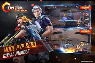 Garena Contra Return Apk v1.6.49.0727 Data English Version Free for android