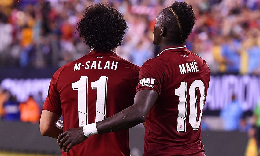 75c3e913e70 Mane & Salah Headline 5 Man Shortlist For BBC African Footballer Of The  Year (With NO Nigerian Player)