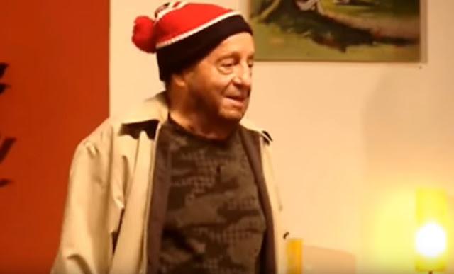 Roberto voltou ao teatro