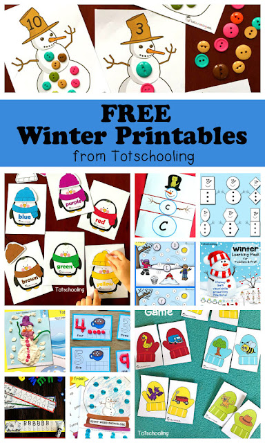 Seasonal & Holiday Printables