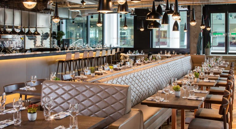 @DrakeandMorgan Review: The New Chic Central Hangout