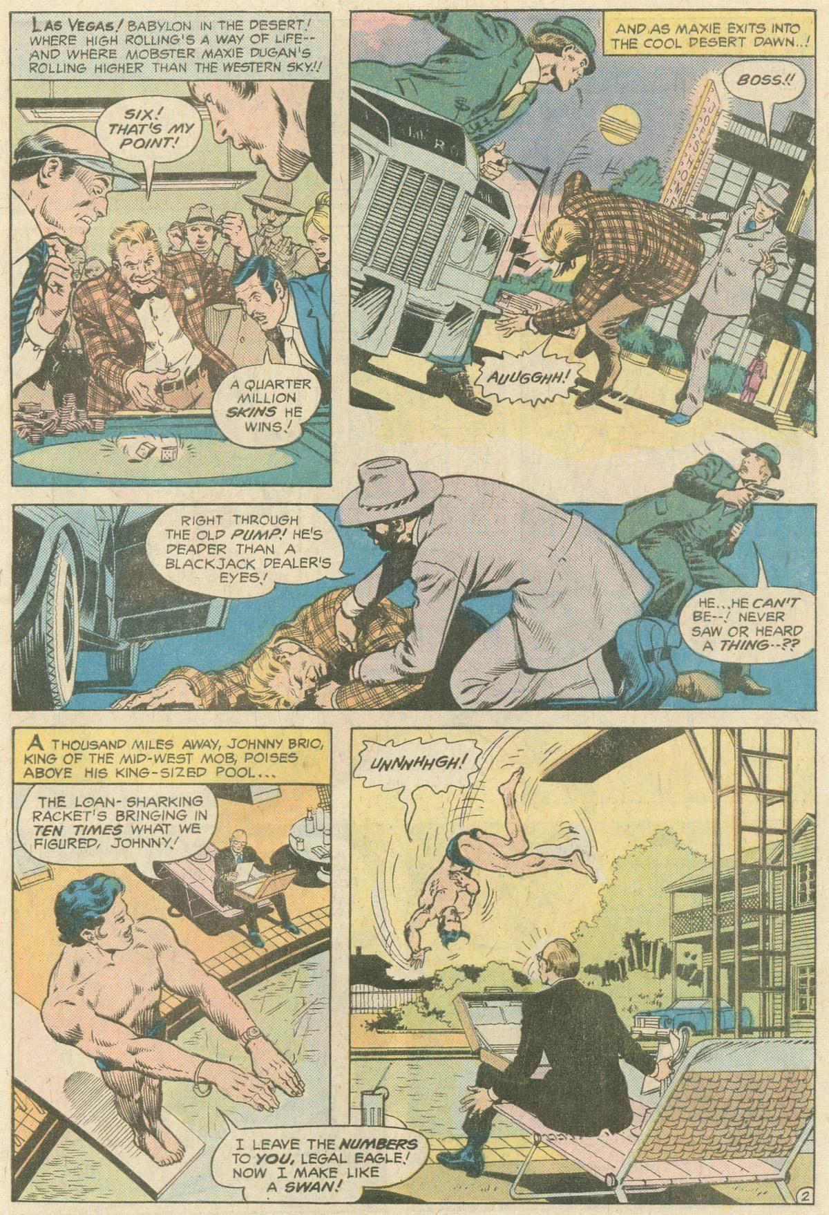 Read online World's Finest Comics comic -  Issue #244 - 5