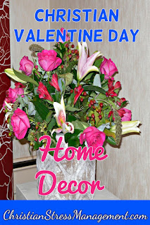 Christian Valentine Day home decoration ideas