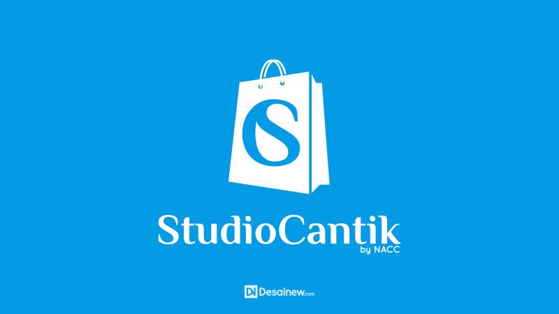 Studio Cantik Logo Design Project Portfolio Desainew