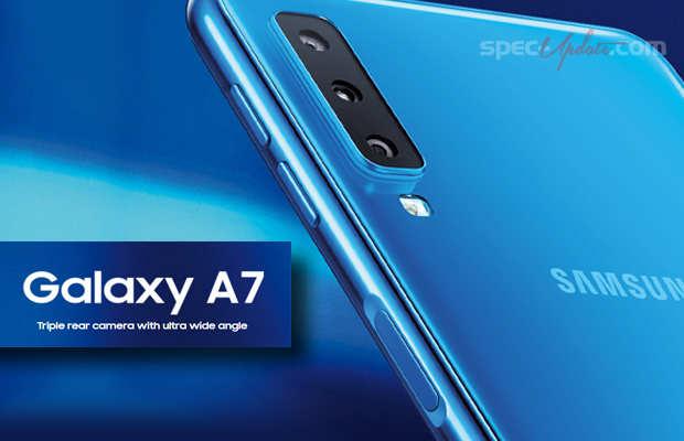 Spesifikasi Harga Samsung Galaxy A7 2018 Ram 4gb Dan 6gb Spec Update