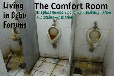 LIVING IN CEBU FORUMS - THE CONFORT ROOM