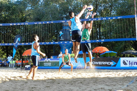 Beach Voley en Valle Hermoso