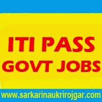 ITI Pass Govt Jobs