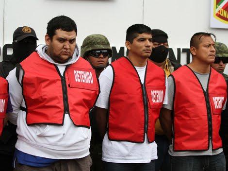 Borderland Beat: Gulf Cartel gunmen arrested in Monterrey