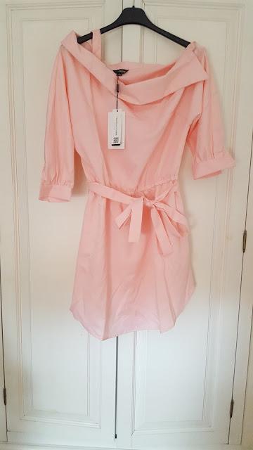 NewXshop pink dress