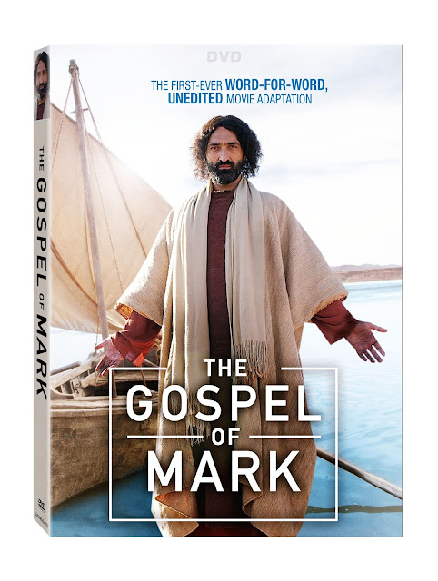 #TheGospelofMark DVD giveaway #RWM