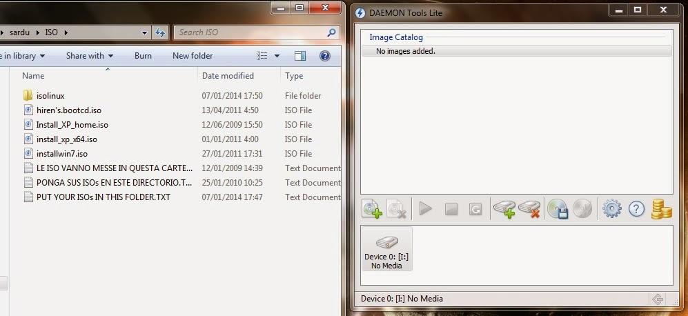 Hirens2 - Cara Menjalankan Hirens Menggunakan Daemond Tools