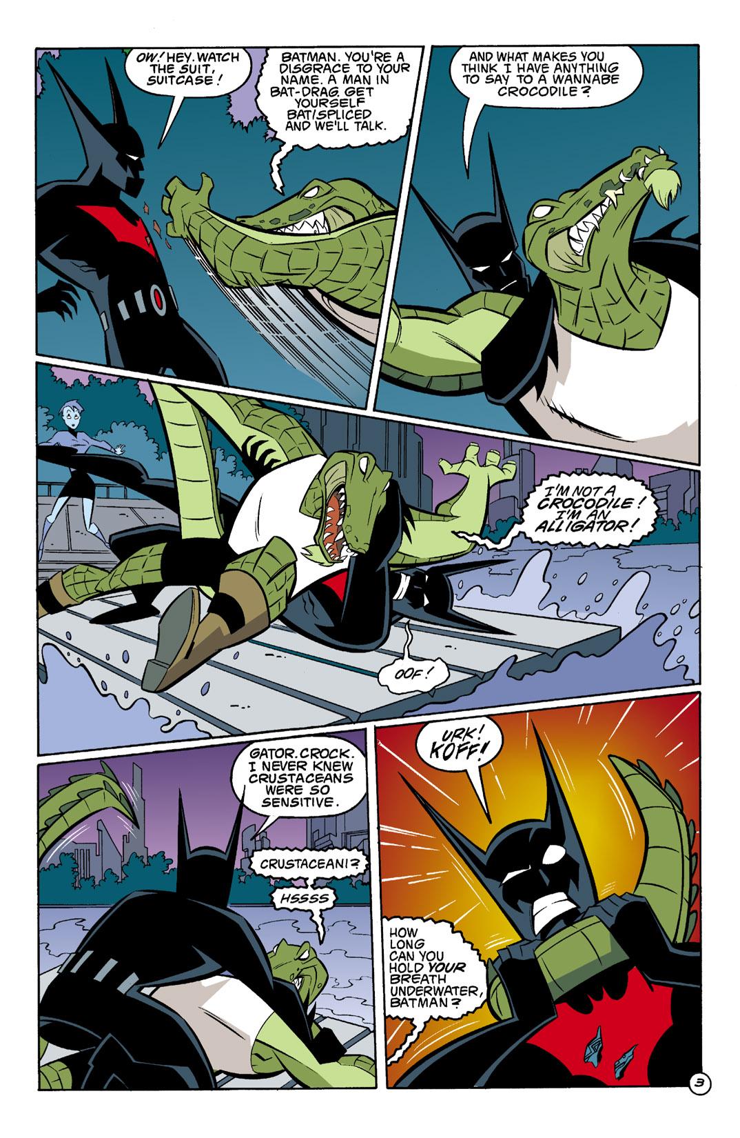Batman Beyond [II] Issue #3 #3 - English 4