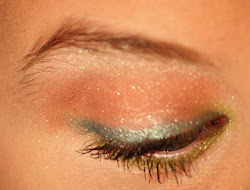 Tropical Tutu Eye MakeUp