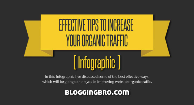 Increase-Organic-Traffic-Infographic