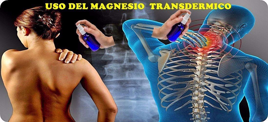 magnesio-transdermico