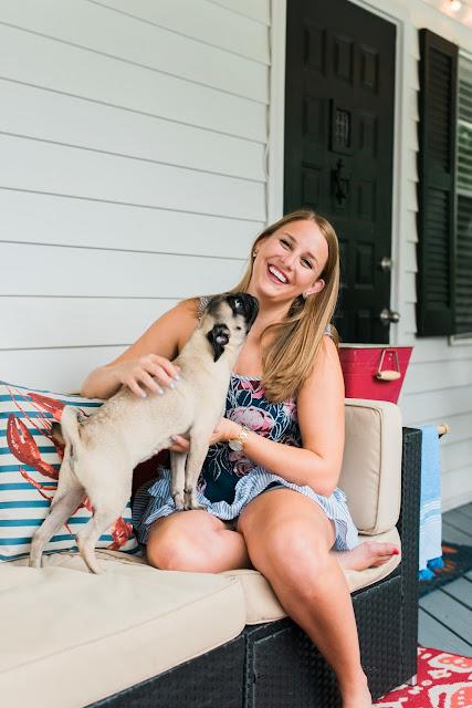 How I Hostess - Pugs & Pearls Blog