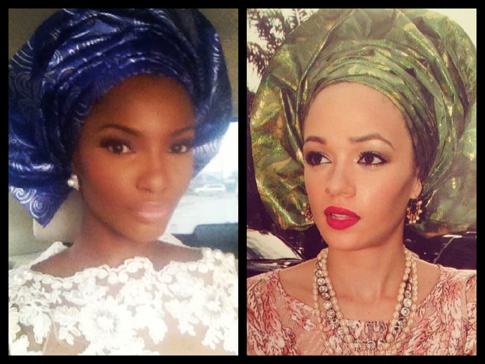 How Eku Edewor Replied Follower Who Advised Her To Add Some Weight