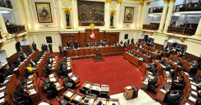POLÉMICA: Congreso declara al 31 de octubre «Día Nacional de las Iglesias Cristianas Evangélicas»