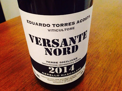 Esordi: Versante Nord 2014 (Etna), Eduardo Torres Acosta