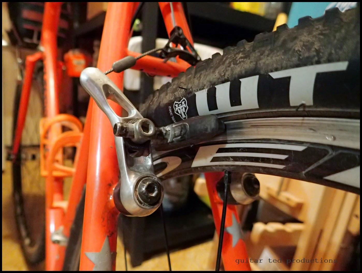Image result for gravel bike brake