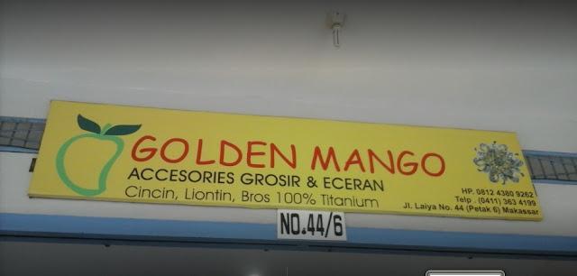 Lowongan Kerja Makassar Butuh Cepat Penjaga Toko Golden Manggo