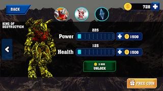 Robot Battle MOD v1.0.8 Apk (Unlimited Money) Terbaru 2016 3
