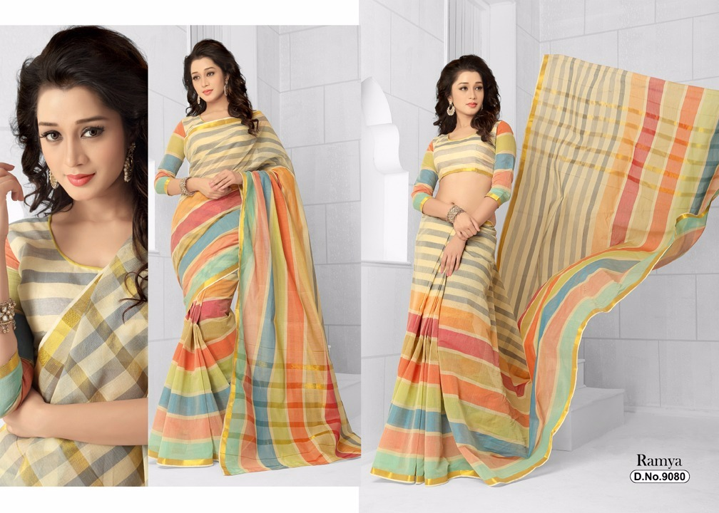 Naya Saal – Attaractive Mumbai Cotton Saree