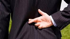 9 Cara Mengenali Si Pembohong