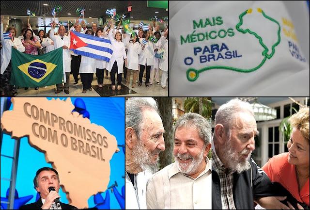 Brasil deixa programa Mais Medicos