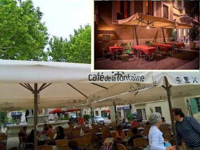 Contoh Gambar Cafe Tenda Outdoor