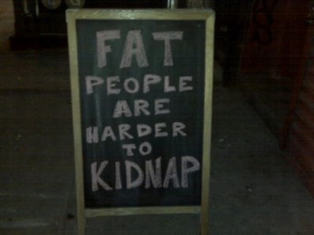 40 Funny and Creative Chalkboard Bar Signs | Funny Signs