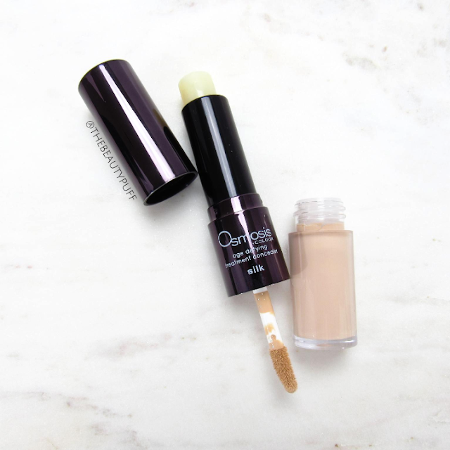 osmosis colour age defying concealer - the beauty puff