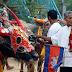Foto Unik Tradisi Balap Kerbau Di Festival Kematian Kamboja