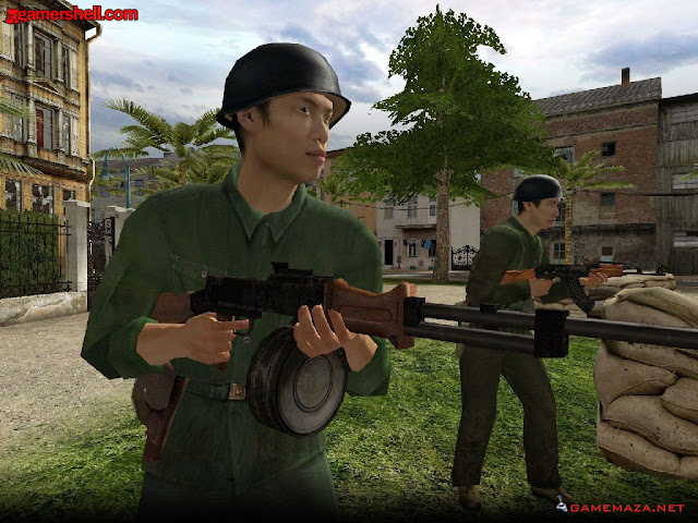 Vietcong 2 Gameplay Screenshot 2