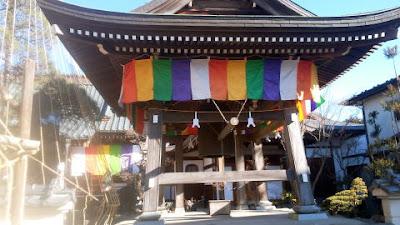 多摩散歩は、町田市の圓林寺