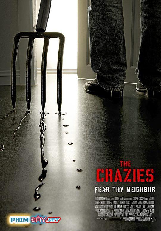 Bệnh Điên - The Crazies (2010)