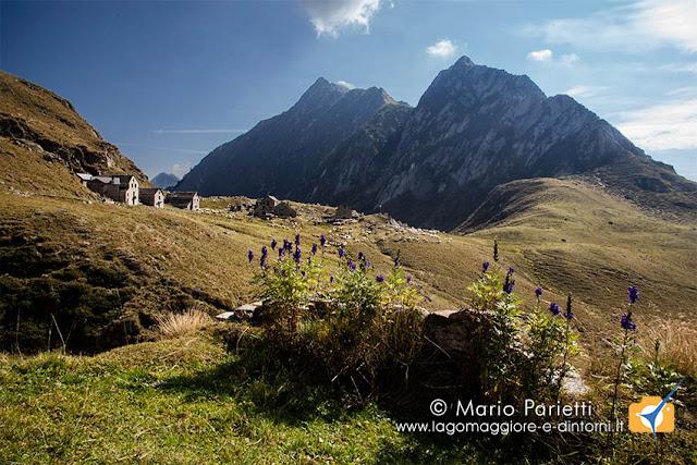 Alpe Selle da Villa Aprilia