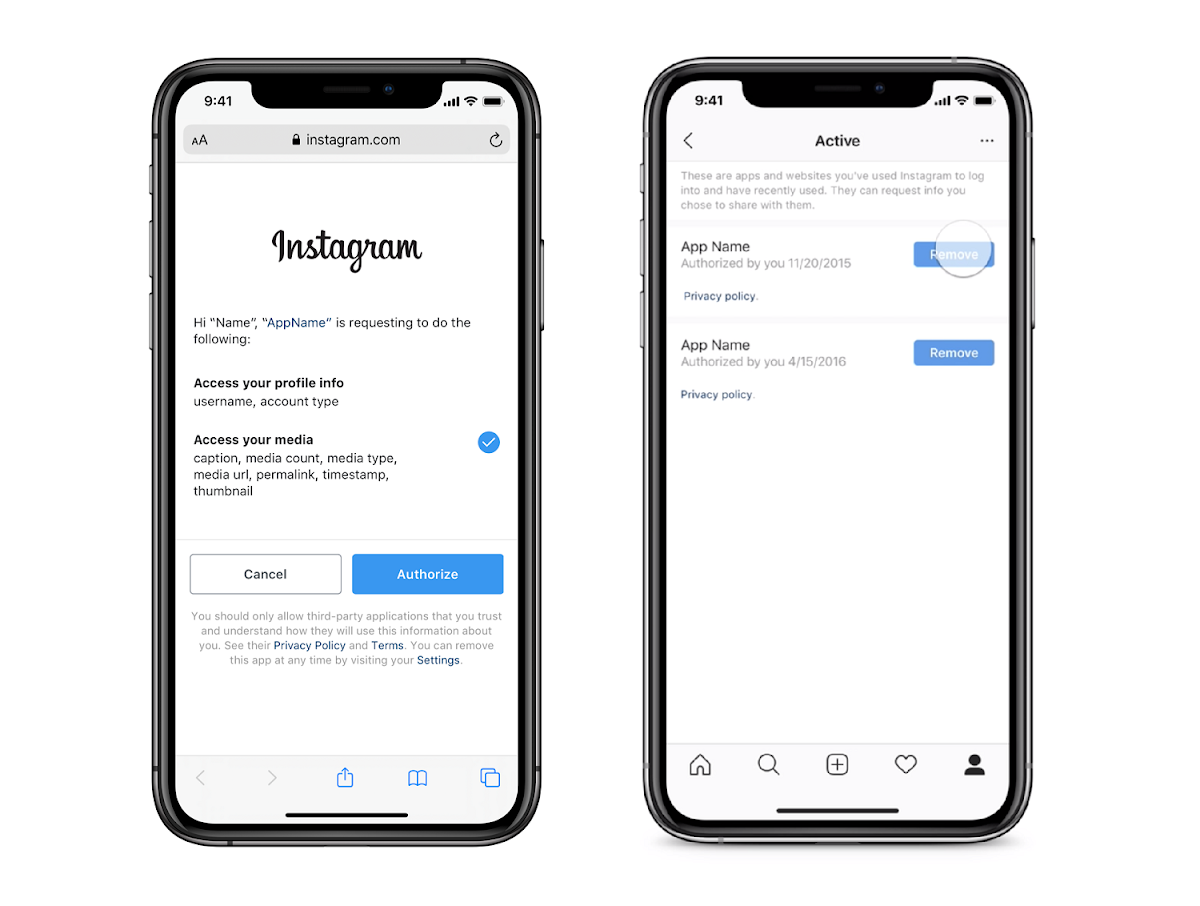 Instagram Makes it Easier to Manage Third Party Permissions