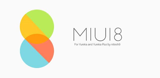 MIUI 8 Logo