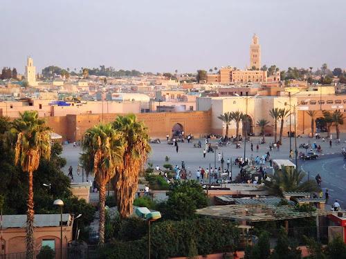 Marrakech – Marrocos