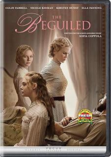 The Beguiled (2017) Full Movie Dual Audio Hindi  HDRip 1080p | 720p | 480p | 300Mb | 700Mb | ESUB | {Hindi+English}