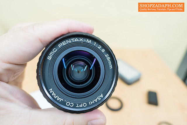 best lens for reverse macro photography