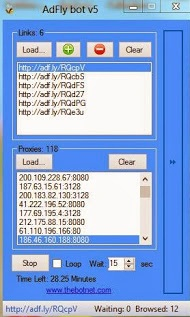 Adfly Bot v5 Download free No Survey   Pro Hacking Blog