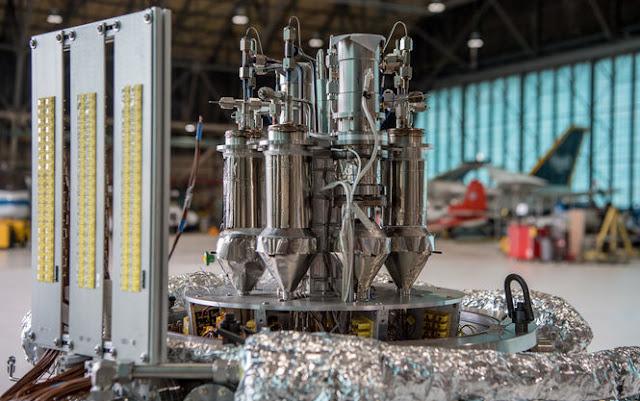 NASA успішно випробувало в пустелі ядерний реактор для Марса