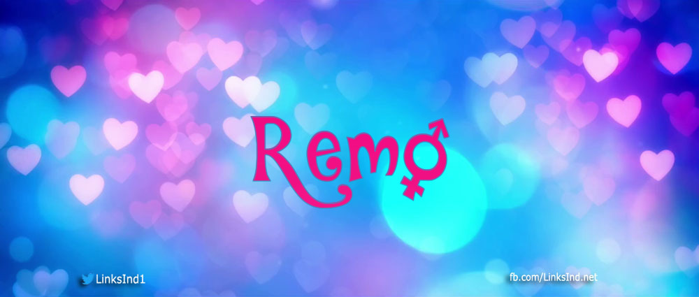 Design Your Name In Remo Font Generator - LinksInd Official