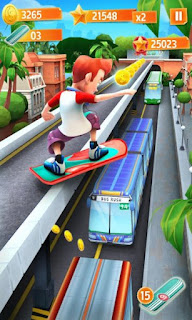 Download Bus Rush Apk V1.0.15 Mod [Unlimited Coins/Unlocked] Terbaru