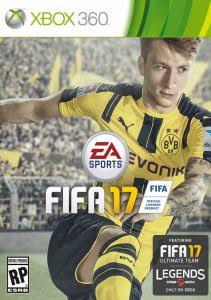 FIFA 17 (X-BOX 360) DUBLADO EM PT-BR!