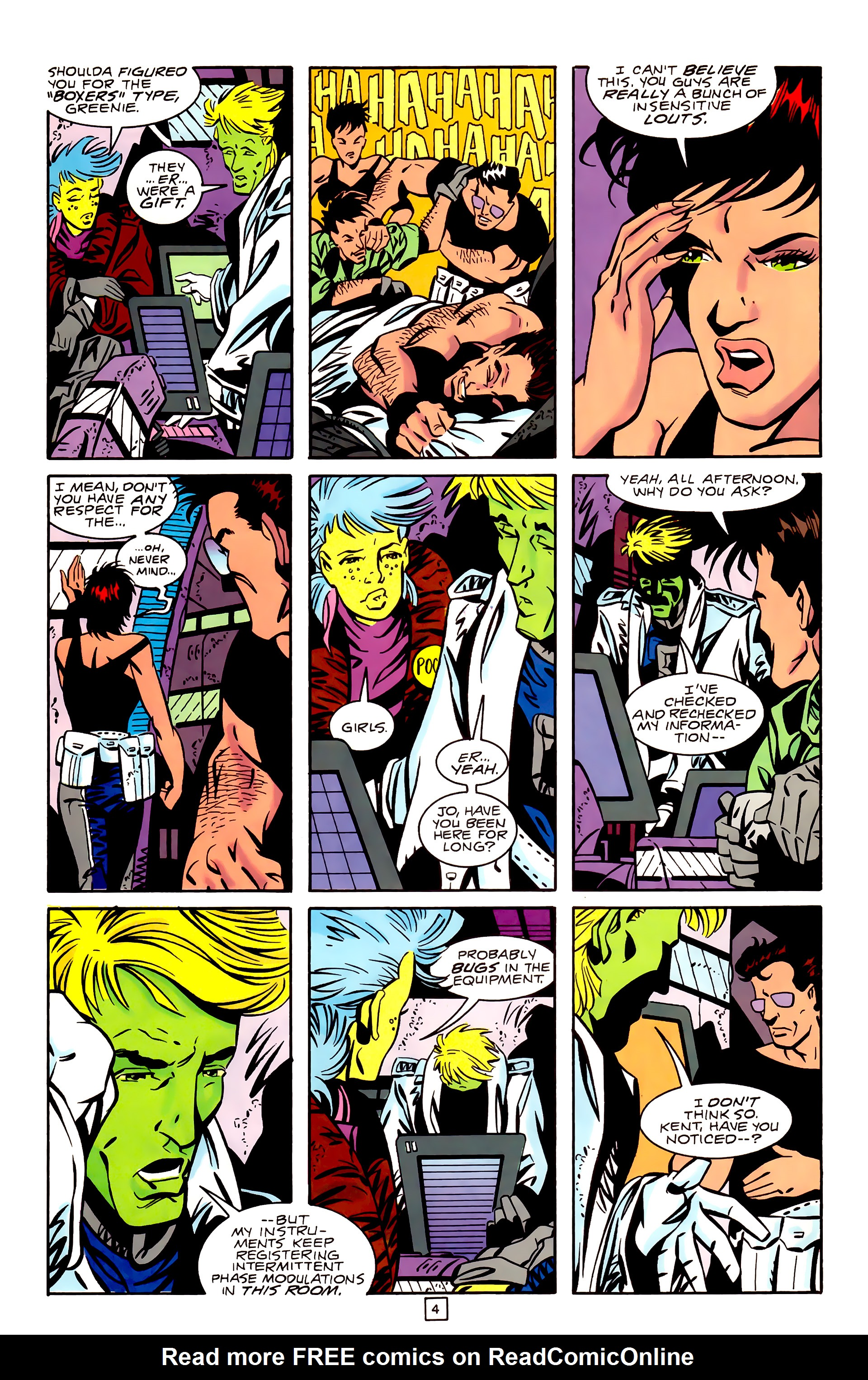 Legion of Super-Heroes (1989) _Annual_3 Page 4